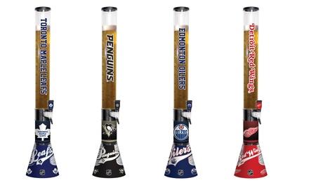 NHL Drink Tube