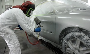 Auto Star Auto Body: Repairs at Auto Star Auto Body (Up to 80% Off). Three Options Available.