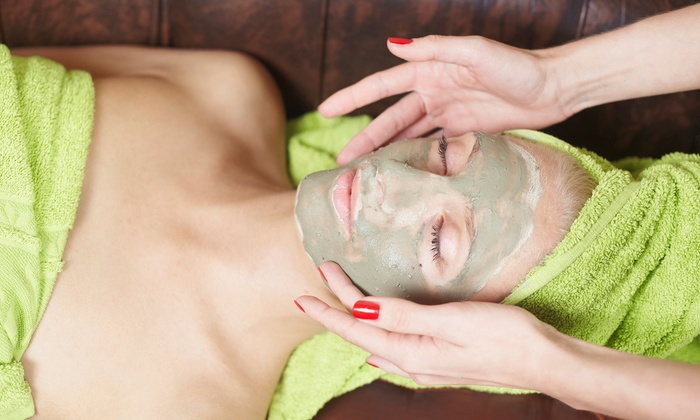 Carmel Day Spa & Salon - Carmel: One or Three 60-Minute European Facials with Kiwi Masks at Carmel Day Spa & Salon (Up to 56% Off)