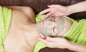 Carmel Day Spa & Salon: One or Three 60-Minute European Facials with Kiwi Masks at Carmel Day Spa & Salon (Up to 60% Off)