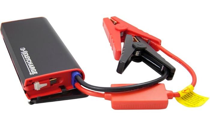 Car Jump Starter Inside Battery