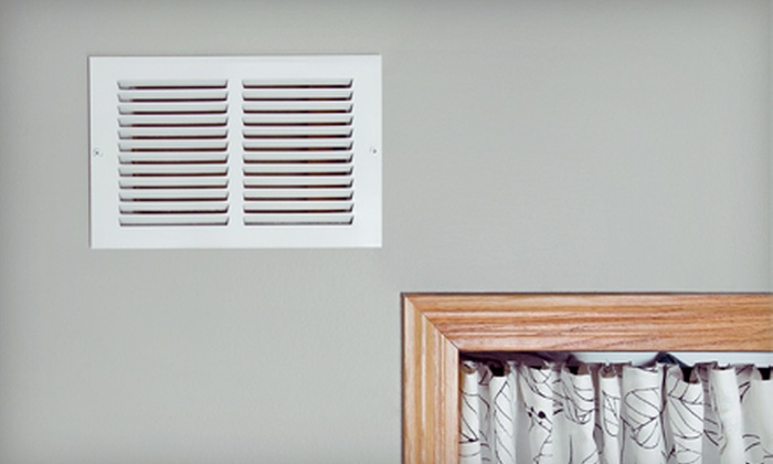 Oregons Premier Home Inspection & Duct Cleaning - Portland: $49 for Cleaning of Up to 10 Air Ducts from Oregon's Premier Home Inspection and Duct Cleaning ($199.95 Value)