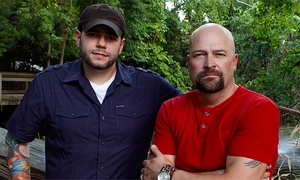 Ghost Hunters Live: Ghost Hunters Live! with Jason Hawes & Steve Gonsalves on October 13 at 8 p.m.