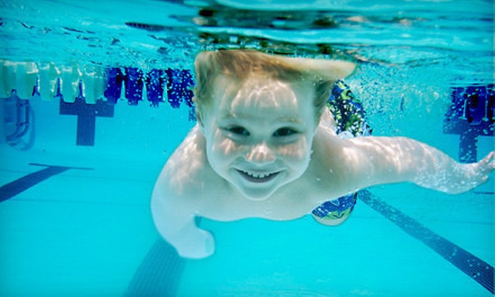 The Swim Academy - Multiple Locations: $39 for Four Children's Swimming Lessons at The Swim Academy ($80 Value)