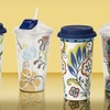 Set of Two Hot and Cold Travel Cups