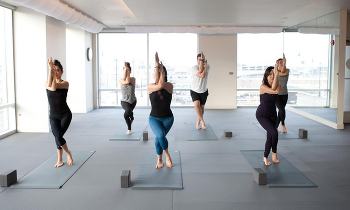 Yoga Six - Multiple Locations: $35 for One Month of Unlimited Yoga Classes at Yoga Six ($149 Value)