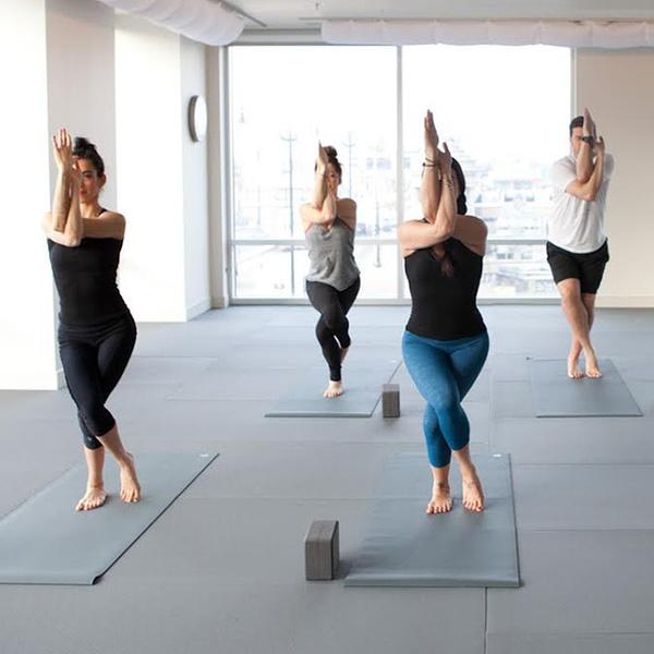 Yoga And Fitness Classes Yoga Six Groupon
