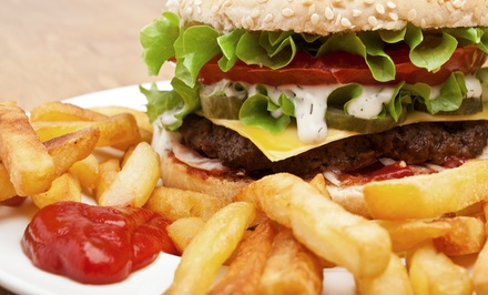 $12 for $20 Worth of Burgers and Sides at 25 Burgers