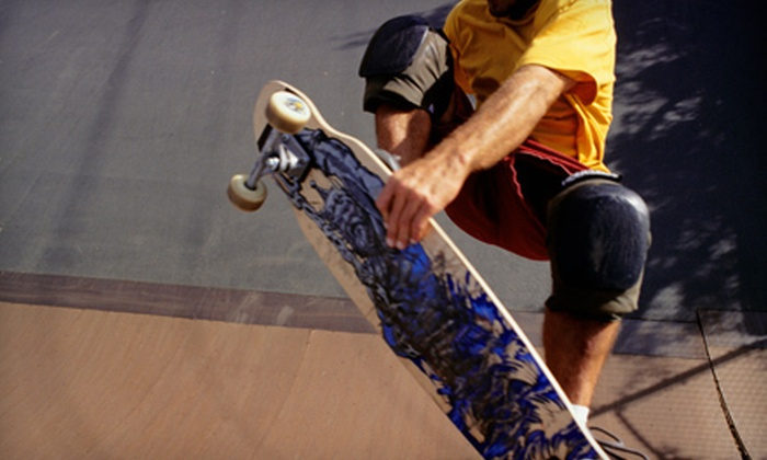 Skatelab - Simi Valley: One-Week Skateboarding Pass with Option for a One-Hour Lesson, or a Birthday Party for Up to 20 at Skatelab (Half Off)
