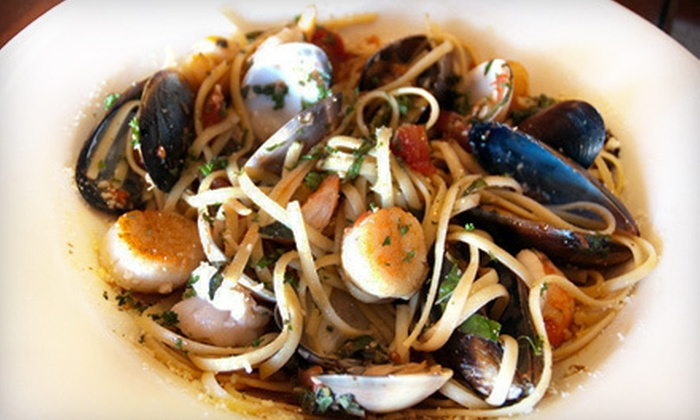 Perazelli's - Longview: Italian Fare for Lunch or Dinner at Perazelli's in Raymore (Up to 53% Off)