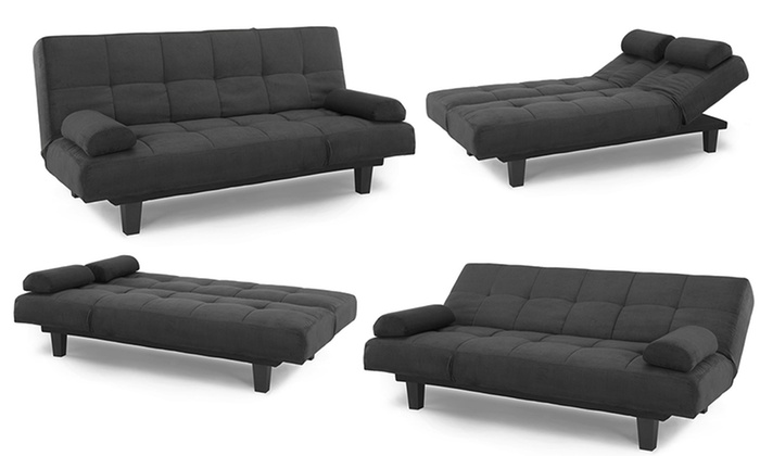 Serta Charleston Convertible Lounger Sofas ...