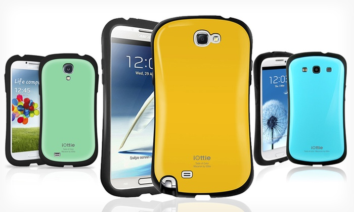 iOttie Macaron Case for Samsung Galaxy Note2 or Galaxy S4: $9.99 for iOttie Macaron Case for Samsung Galaxy Note2 or Galaxy S4 ($24.95 List Price). Multiple Colors. Free Returns.