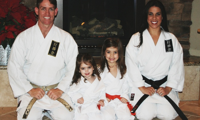 Hiers Karate School - Lodi: One, Two, or Three Months of  Karate Classes at Hiers Karate School (Up to 85% Off)