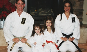 Hiers Karate School: One, Two, or Three Months of  Karate Classes at Hiers Karate School (Up to 85% Off)