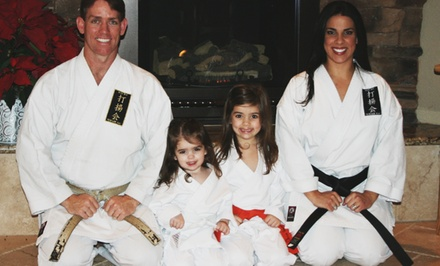 One, Two, or Three Months of  Karate Classes at Hiers Karate School (Up to 85% Off)