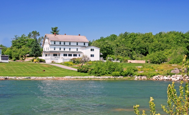 Craignair Inn and Restaurant - Saint George: Stay at Craignair Inn and Restaurant in Midcoast Maine, with Dates into October