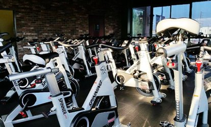5 or 10 <strong>Spinning</strong> and Fitness Classes with Shoe Rental at RPM Fitness Studio (Up to 76% Off)