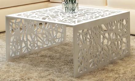 aluminium couchtisch groupon goods. Black Bedroom Furniture Sets. Home Design Ideas