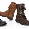 Coco Jumbo Girls' Combat Boots