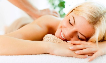 One or Three 60-Minute Massages, One 90-Minute Massage, or One 60-Minute Couples Massage at Chi Studio (Up to 63% Off)