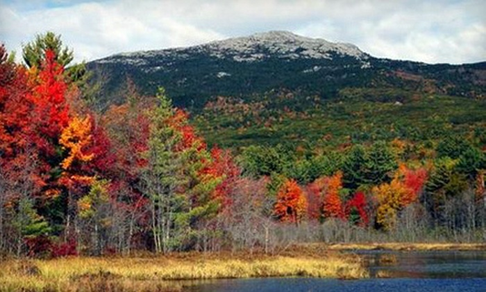North Ridge Mountain Guides - Twin Mountain, NH: Mt. Monadnock Hiking Expedition for Two or Four from North Ridge Mountain Guides (Up to 56% Off)