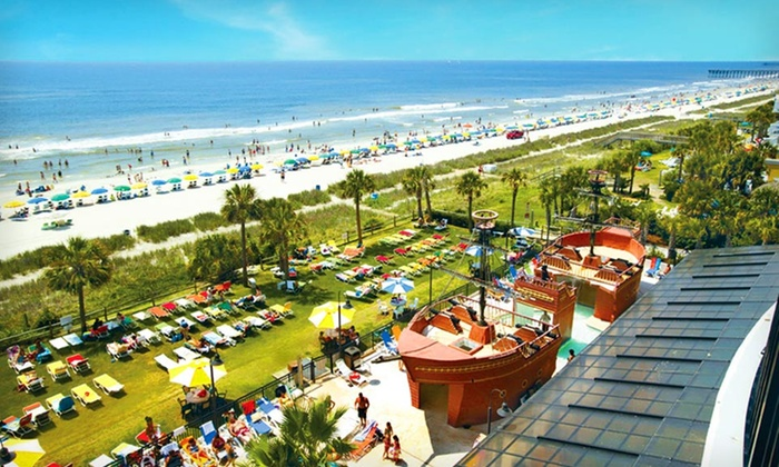 null - Charlotte: Stay at The Breakers Resort in Myrtle Beach, SC, with Dates Through June