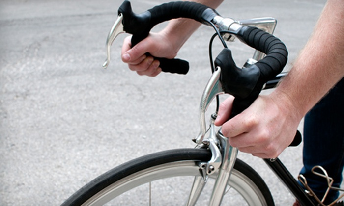University Bicycle Center - University: $25 for $50 Worth of Bikes, Gear, and Accessories at University Bicycle Center