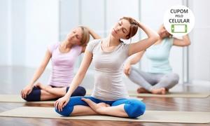 Osho Nirvano: Osho Nirvano: 3 meses de ioga (matrícula inclusa)