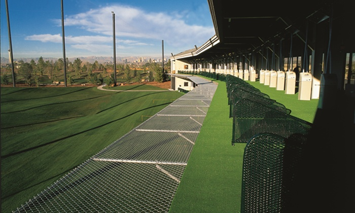 Desert Pines Golf Club - Las Vegas:  $35 for $50 or $59 for $100 Driving-Range Card