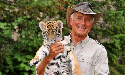 """Jack Hanna's Into the Wild Live"" at The Whiting on May 1 (Up to 41% Off)"