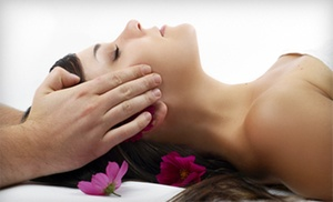 Jamila Salon and Spa: $35 for an Ayurvedic Hair-Loss Treatment with a Massage, and Blow-Dry Style at Jamila Salon and Spa ($85 Value)