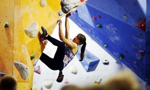 Boulder Central: Boulder Central: Climbing Induction, Shoe Hire and Membership from £6 (Up to 81% Off)