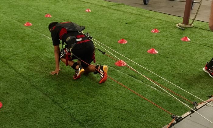 IsoKinetic Speed Development - Pasadena: Four Weeks of Sports Camp at IsoKinetic Speed Development  (65% Off)