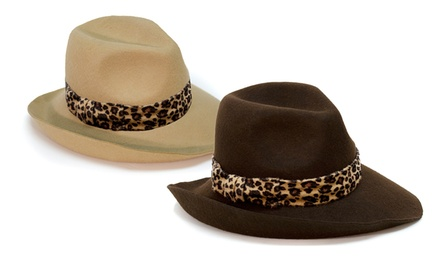 Magid Fashion Fedora. Multiple Styles Available.
