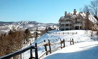 2-Night Condo Stay with Optional Dinners and Breakfasts at Cap Tremblant Mountain Resort (Up to 52% Off)