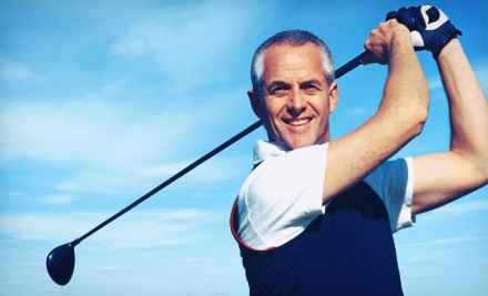 One, Two, or Three Hours of Golf-Swing Instruction at Reason Golf Academy (Up to 72% Off)