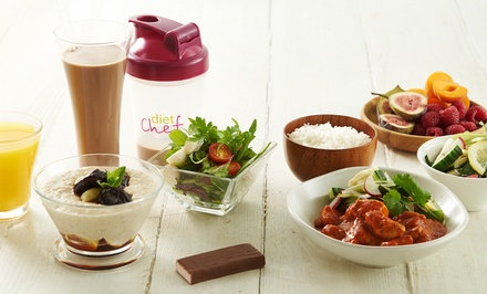 4-Week Diet Meal Plan from Diet Chef