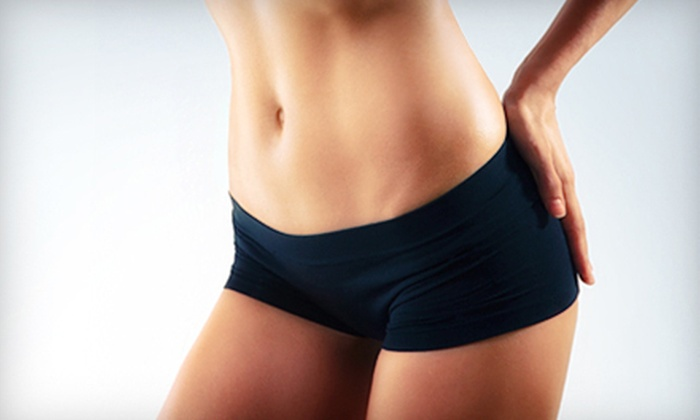 VB Laser Trim Clinic - Downtown Toronto: Three or Six Laser-Lipolysis Treatments, or Six Treatments with Two B12 Shots at VB Laser Trim Clinic (Up to 80% Off)