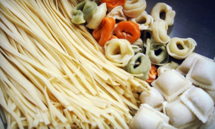 Springfield Pasta Company - Springfield, Delaware County: $10 for $20 Worth of Pastas and Sauces at Springfield Pasta Company