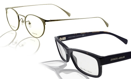 Giorgio Armani Optical Frames. Multiple Styles Available.