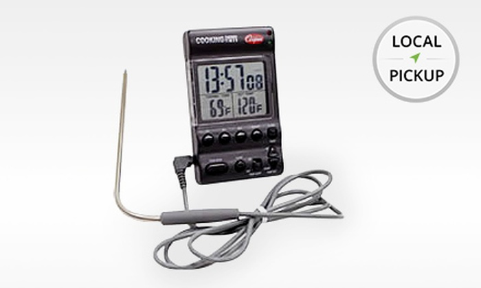 Northwestern Cutlery - West Town: Cooper-Atkins Digital Cooking Thermometer with Probe. Pick Up in Store at Northwestern Cutlery.