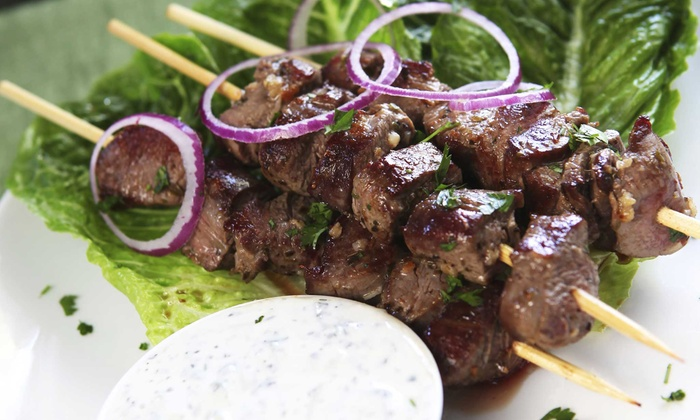 Le Kabob - Kentwood: $15 for $25 Worth of Mediterranean Cuisine for Lunch or Dinner at Le Kabob