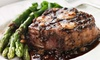 Thomas Restaurant - Volker: American Dinner for Two or Four with Appetizers, Entrees, and Drinks at Thomas Restaurant (Up to 51% Off)