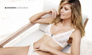 Bendon Lingerie: $30 for $50 Online Credit to spend at Bendon Lingerie + Free Delivery