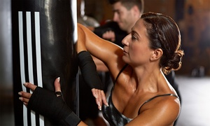 Commando Krav Maga Northeast: Krav Maga Fitness Classes at Commando Krav Maga Northeast (Up to 53% Off). Three Options Available.