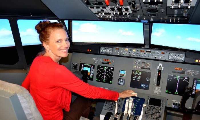 SimJet Center - SimJet Center: $99 for a Two-Hour Flight Simulator Session for One or Two at SimJet Center ($199 Value)