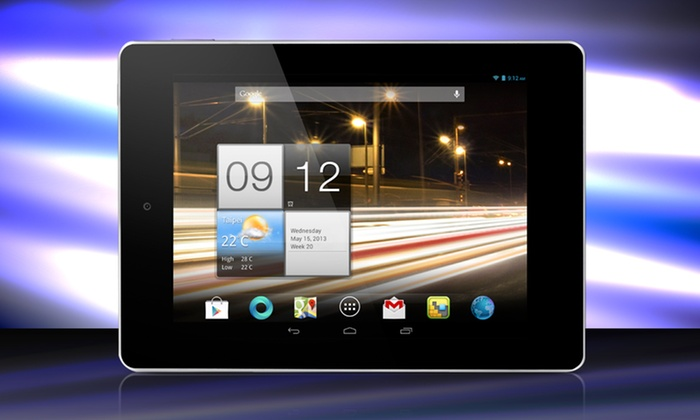 """8"""" Acer A1-810-L416 Tablet: $154.99 for an 8"""" Acer A1-810-L416 Tablet (Refurbished) ($199 List Price). Free Shipping and Returns."""
