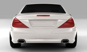Boombastic Car Design: Professionelle Pkw-Scheibentönung bei Boombastic Car Design (75% sparen*)