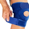 TheraCopper Adjustable Knee Support Brace