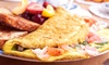 The Whitney Restaurant - University: $10 for $20 Off Your Bill for Two Breakfast Entrees at The Whitney
